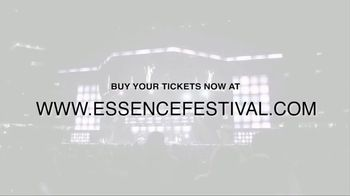 2017 Essence Festival TV Spot, 'Experience It All' - Thumbnail 9