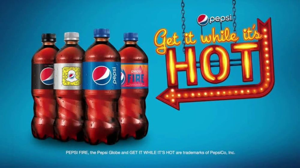 Pepsi Sweepstakes TV Commercial, 'TBS: Get Free Stuff This Summer' Song by  Asia - Video