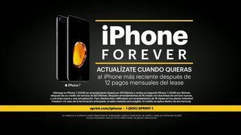 Sprint Unlimited TV Spot, 'Un iPhone 7 por cuenta nuestra' [Spanish] - Thumbnail 3