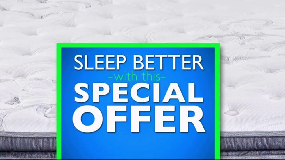 rooms to go memorial day mattress sale tv commercial u0027sleep betteru0027 ispottv