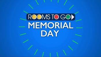 Rooms to Go Memorial Day Mattress Sale TV Spot, 'Sleep Better' - Thumbnail 9