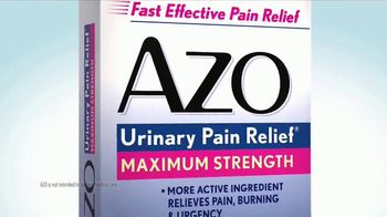 Azo Urinary Pain Relief TV Spot, 'Life Doesn't Pause' - Thumbnail 6