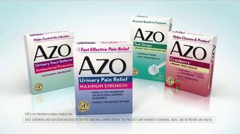 Azo Urinary Pain Relief TV Spot, 'Life Doesn't Pause' - Thumbnail 7