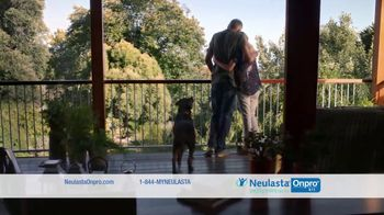 Neulasta Onpro TV Spot, 'Rather Be Home - FN' - Thumbnail 9