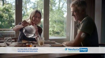 Neulasta Onpro TV Spot, 'Rather Be Home - FN' - Thumbnail 3