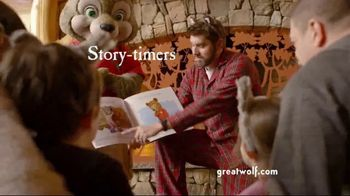 Great Wolf Lodge TV Spot, 'Fun for Everyone' - Thumbnail 6