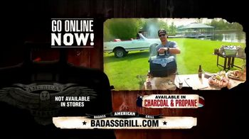 American Badass Grill TV Spot, 'Work Hard and Play Harder' Feat. Kid Rock - Thumbnail 6