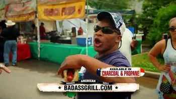 American Badass Grill TV Spot, 'Work Hard and Play Harder' Feat. Kid Rock - Thumbnail 3