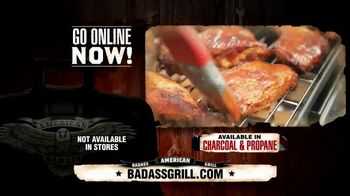 American Badass Grill TV Spot, 'Work Hard and Play Harder' Feat. Kid Rock - Thumbnail 5
