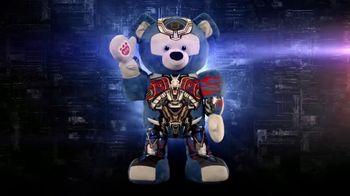 Build-A-Bear Workshop Transformers Bears TV Spot, 'Change From Bear to Bot'