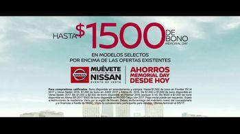 Muévete a Nissan Evento de Venta TV Spot, 'Crecimiento' [Spanish] [T2] - Thumbnail 6