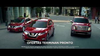 Muévete a Nissan Evento de Venta TV Spot, 'Crecimiento' [Spanish] [T2] - Thumbnail 5