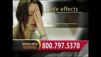 Gold Shield Group TV Spot, 'Hernia Surgery Complications' - Thumbnail 4