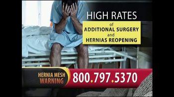 Gold Shield Group TV Spot, 'Hernia Surgery Complications' - Thumbnail 5