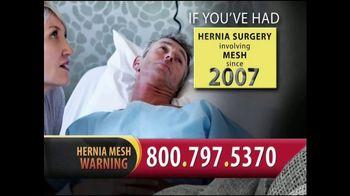 Gold Shield Group TV Spot, 'Hernia Surgery Complications' - Thumbnail 8