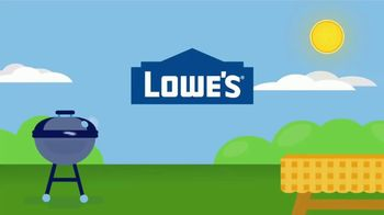 Lowe's Memorial Day Savings TV Spot, 'Paint, Exterior Stains and Mulch' - Thumbnail 1