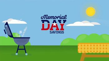 Lowe's Memorial Day Savings TV Spot, 'Paint, Exterior Stains and Mulch' - Thumbnail 2