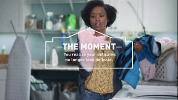 Lowe's TV Spot, 'The Moment: Delicates and Velcro' - Thumbnail 3