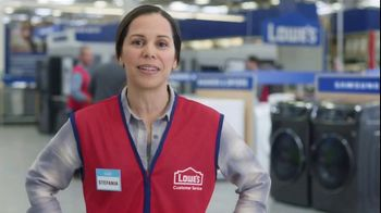 Lowe's TV Spot, 'The Moment: Delicates and Velcro' - Thumbnail 6
