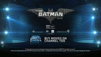 DIRECTV Cinema TV Spot, 'The Lego Batman Movie' - Thumbnail 10