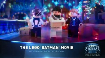 DIRECTV Cinema TV Spot, 'The Lego Batman Movie' - Thumbnail 3
