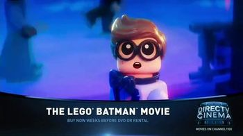 DIRECTV Cinema TV Spot, 'The Lego Batman Movie' - Thumbnail 4