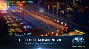 DIRECTV Cinema TV Spot, 'The Lego Batman Movie' - Thumbnail 5