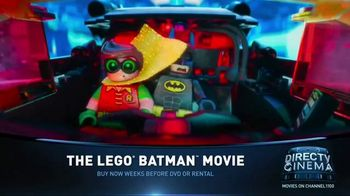 DIRECTV Cinema TV Spot, 'The Lego Batman Movie' - Thumbnail 7