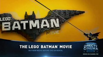 DIRECTV Cinema TV Spot, 'The Lego Batman Movie' - Thumbnail 9
