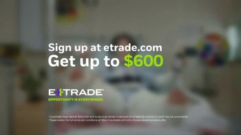 E*TRADE Mobile Trading App TV Spot, 'Mobile' - Thumbnail 6