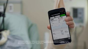 E*TRADE Mobile Trading App TV Spot, 'Mobile' - Thumbnail 3