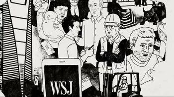 The Wall Street Journal TV Spot, 'Face of Real News' - Thumbnail 1
