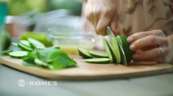 Kohl's TV Spot, 'Food Network: Refreshing' - Thumbnail 4