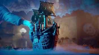 Pirates of the Caribbean Silent Mary Ghost Ship TV Spot, 'Adventure' - Thumbnail 8