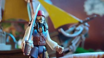 Pirates of the Caribbean Silent Mary Ghost Ship TV Spot, 'Adventure' - Thumbnail 7