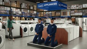 Lowe's Maytag Month TV Spot, 'Eye Candy' - Thumbnail 1