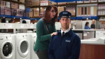 Lowe's Maytag Month TV Spot, 'Eye Candy' - Thumbnail 2