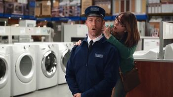 Lowe's Maytag Month TV Spot, 'Eye Candy' - Thumbnail 3