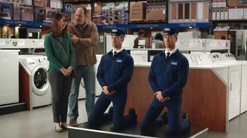 Lowe's Maytag Month TV Spot, 'Eye Candy' - Thumbnail 8