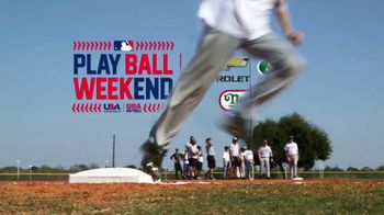 2017 MLB Play Ball Weekend TV Spot, 'Take the Field' Song by Echosmith - Thumbnail 8