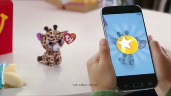 McDonald's Happy Meal TV Spot, 'Teenie Beanie Boo' - Thumbnail 8