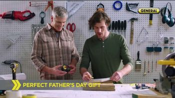 General Tools 2-in-1 Laser Tape Measure TV Spot, 'Over a Century' - Thumbnail 7
