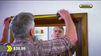 General Tools 2-in-1 Laser Tape Measure TV Spot, 'Over a Century' - Thumbnail 6