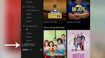 XFINITY Latino TV Spot, 'Los más reciente' [Spanish] - Thumbnail 5