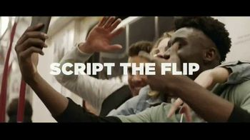 SIMPLE Mobile Truly Unlimited High-Speed Data TV Spot, 'Script the Flip'