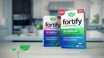 Nature's Way Fortify TV Spot, '50 Billion' - Thumbnail 3