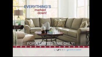 La-Z-Boy Memorial Day Sale TV Spot, 'Everything Marked Down' - Thumbnail 2
