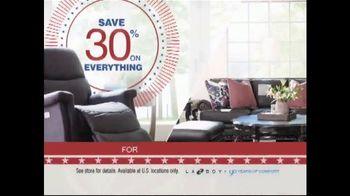 La-Z-Boy Memorial Day Sale TV Spot, 'Everything Marked Down' - Thumbnail 3