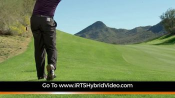iRT-5 Hybrid TV Spot, 'Deadly Accurate' Featuring Arron Oberholser - Thumbnail 5