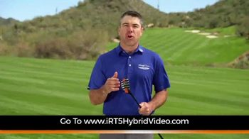 iRT-5 Hybrid TV Spot, 'Deadly Accurate' Featuring Arron Oberholser - Thumbnail 9
